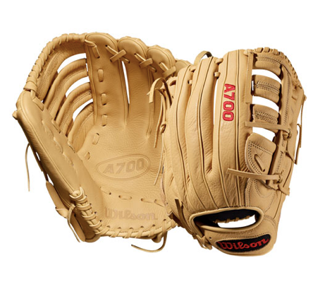 "Wilson 2019 A700 12.50"" Baseball Glove - Right Hand Throw - A07Rb19125"