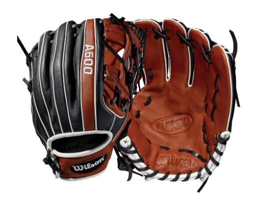 "Wilson A500 11.50"" Youth Fielding Glove - Right Hand Throw - A05RB19115"