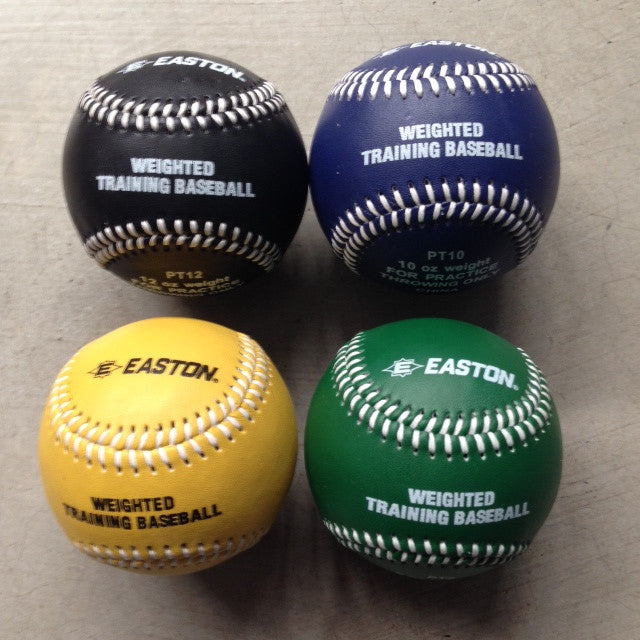 Easton Weighted Training Baseball