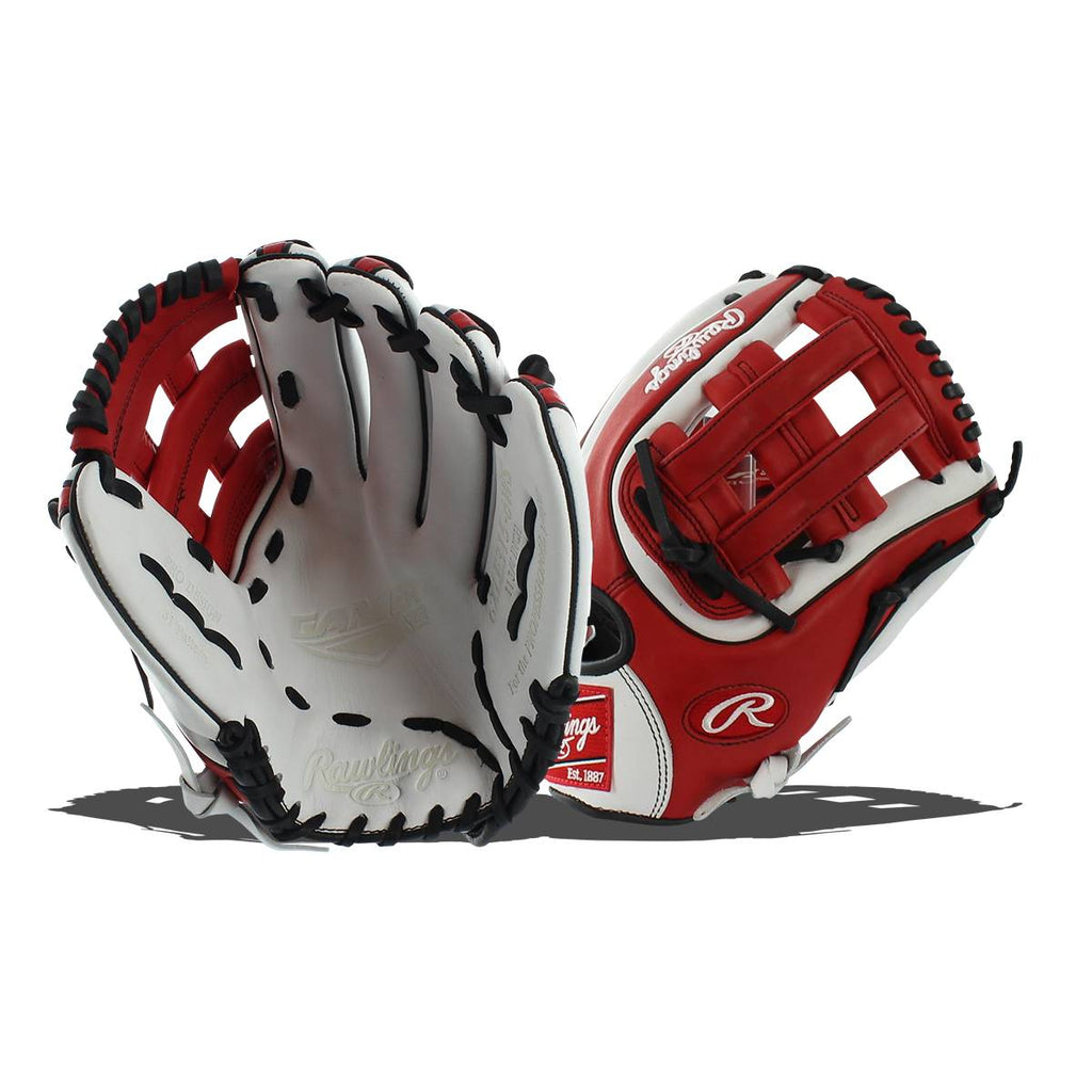 "Rawlings Gamer XLE Series 11.75"" Fielding Glove GXLE315-6WS"