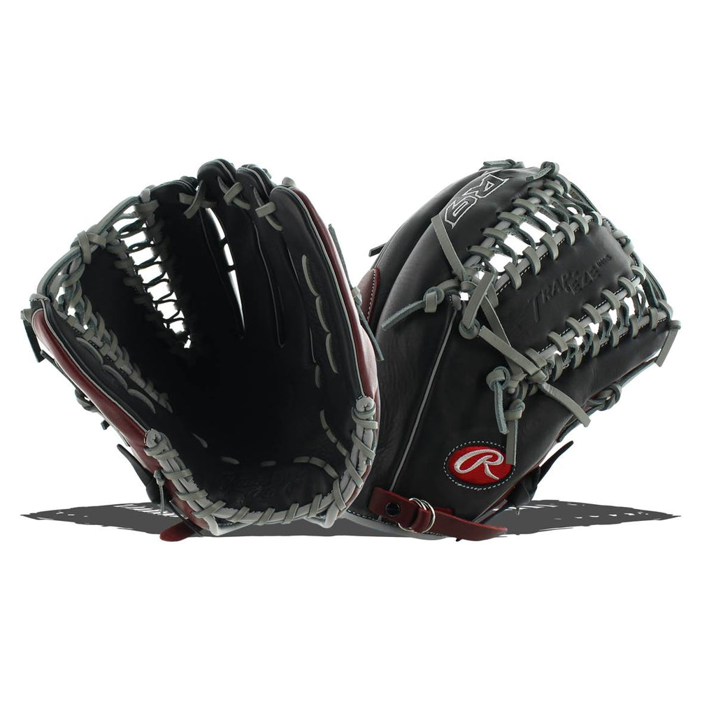 "Rawlings R9 Series 12"" Baseball Fielding Glove R96019BSGFS"