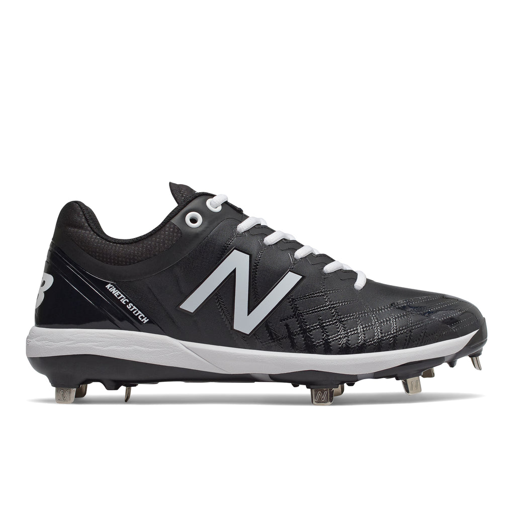 New Balance V5 Low-Cut L4040BK5 (D) Low Metal Cleats