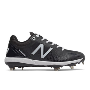 Open image in slideshow, New Balance V5 Low-Cut L4040BK5 (D) Low Metal Cleats