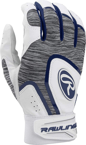 Rawlings Youth 5150 Batting Gloves- Navy