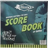 Reliance Softball/Baseball Scorebook
