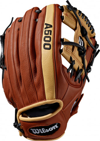 "Wilson A500 11"" Youth Fielding Glove - Right Hand Throw -  A05RB1911"