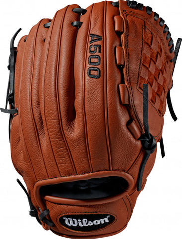 "Wilson A500 12"" Youth Fielding Glove - Right Hand Throw - A05RB1912"
