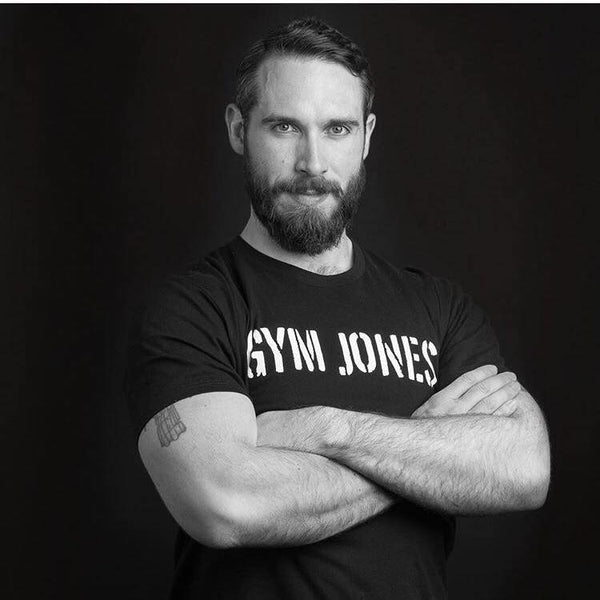 Gym Jones Head Shot
