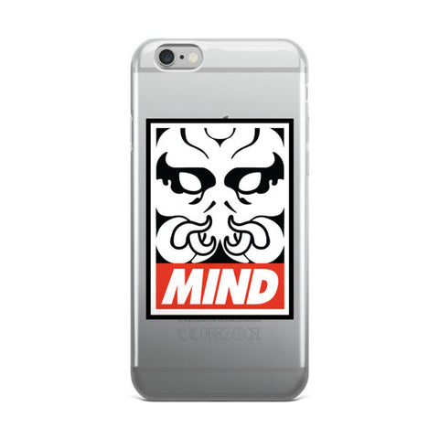 Mind - iPhone case - Original Gamer  - Dungeons and Dragons T-shirt