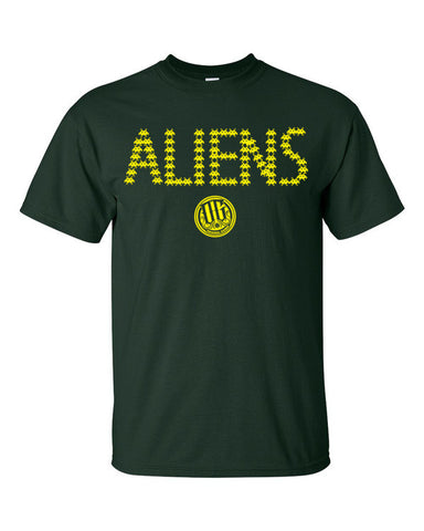 Aliens - Original Gamer  - Dungeons and Dragons T-shirt