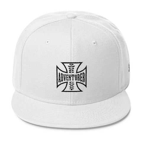 Sword Cost Adventurer - Dungeons and Dragons - Wool Blend Snapback