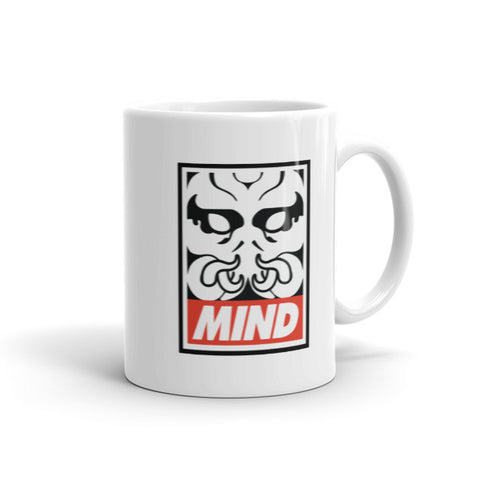 Mind - Cup - Original Gamer  - Dungeons and Dragons T-shirt