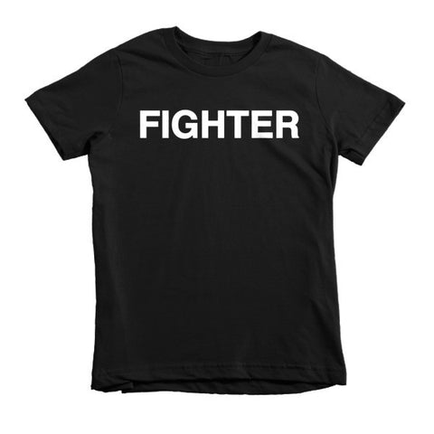 Fighter - Kids - Original Gamer  - Dungeons and Dragons T-shirt