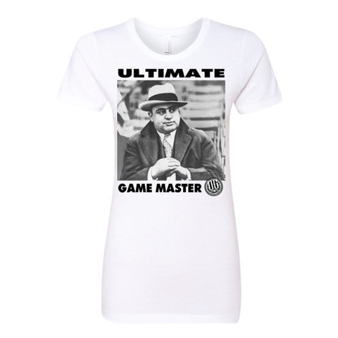 The Ultimate Game Master- Women's t-shirt