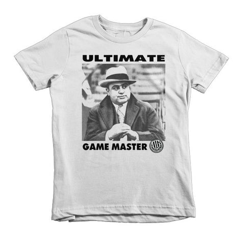 The Ultimate Game Master- Short sleeve kids t-shirt