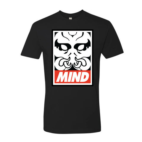 Mind (+2 Armor) - Original Gamer  - Dungeons and Dragons T-shirt