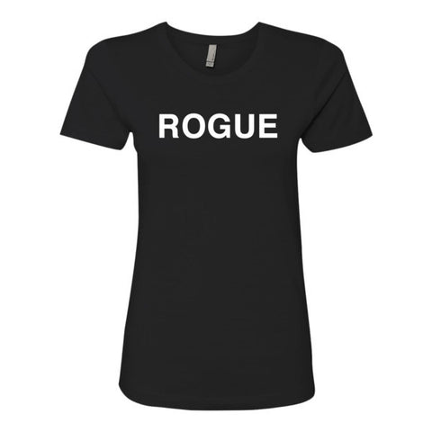 D&D Rogue Class Women's t-shirt - Original Gamer  - Dungeons and Dragons T-shirt