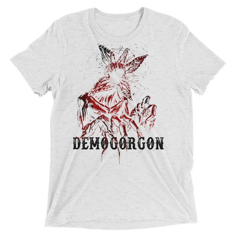 Demogorgon - Stranger Things Tribute - Short sleeve t-shirt