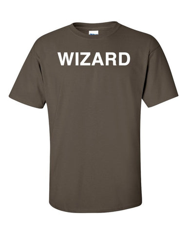 D&D Wizard Class Shirt - Original Gamer  - Dungeons and Dragons T-shirt