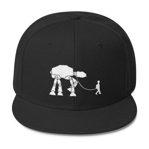 Walking the At-At Hat (Star Wars)