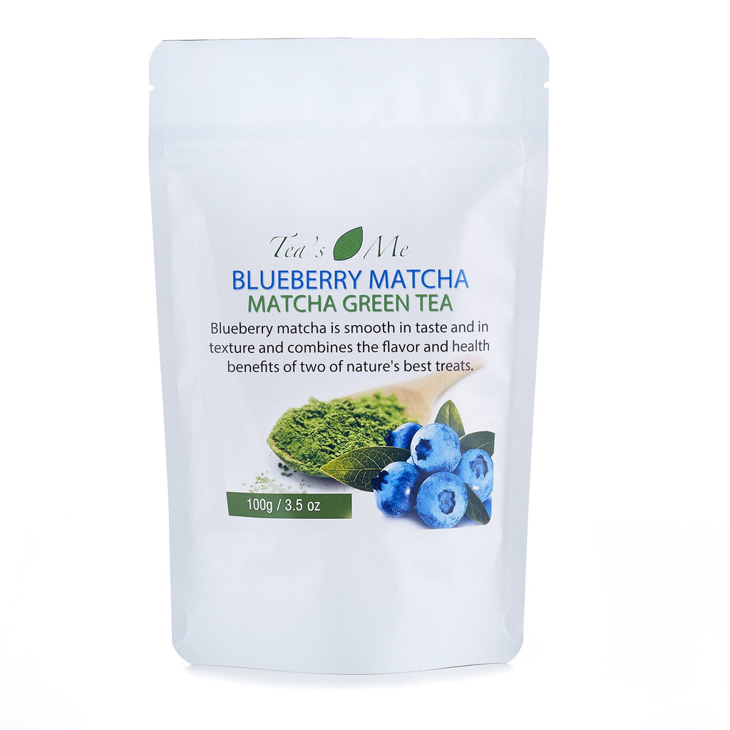 Blueberry Flavored Matcha Tea 3.5oz  5.00% Off Auto renew