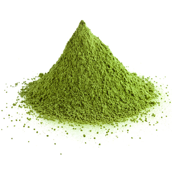 Matcha Green Tea Powder Sample