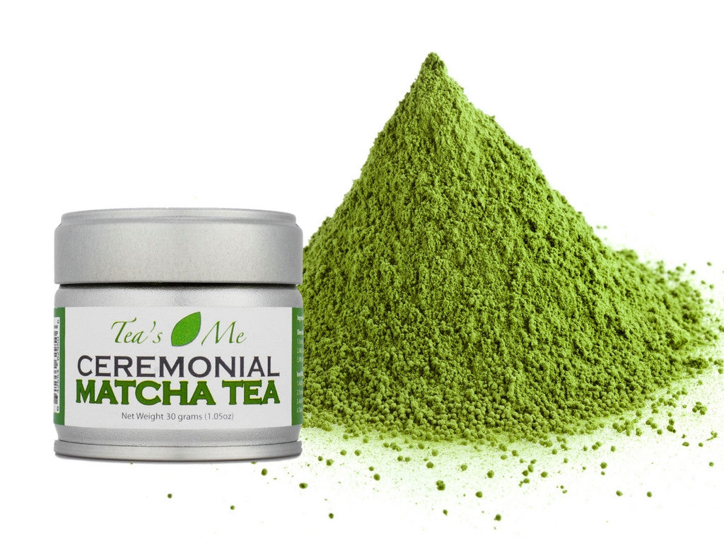 Ceremonial Matcha Tea 30 grams
