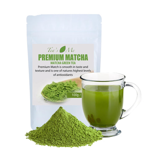 Premium Matcha Green Tea (100 Servings)  8.00% Off Auto renew