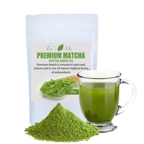 Premium Matcha Tea (100+Servings)  8.00% Off Auto renew