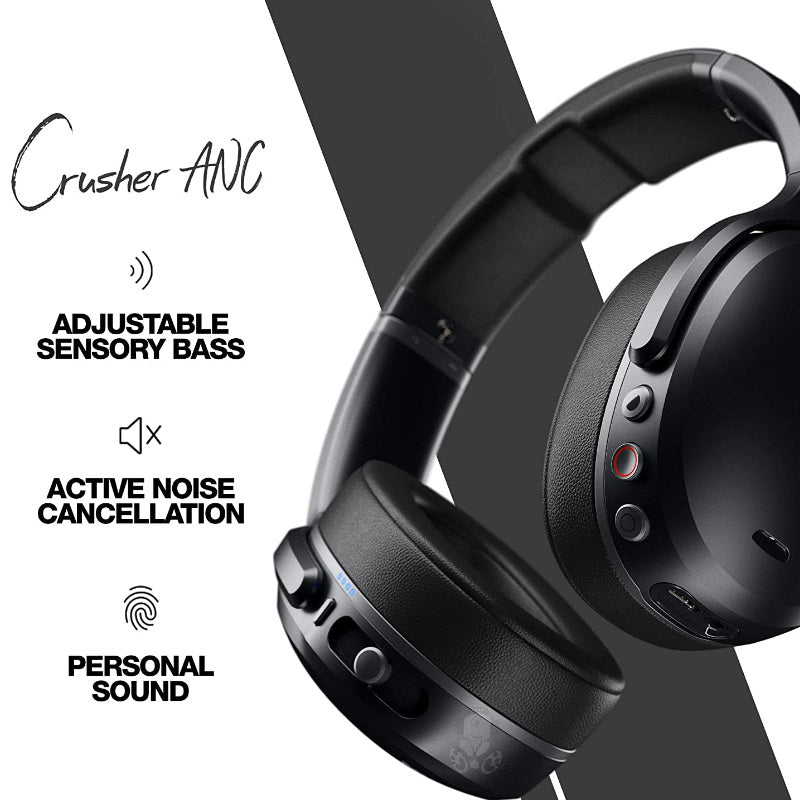 Skullcandy Crusher WIreless ANC - Jaben - The Little Headphone Store