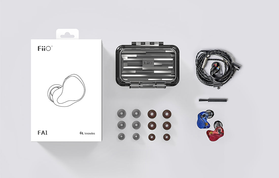 FiiO FA1 - Jaben - The Little Headphone Store