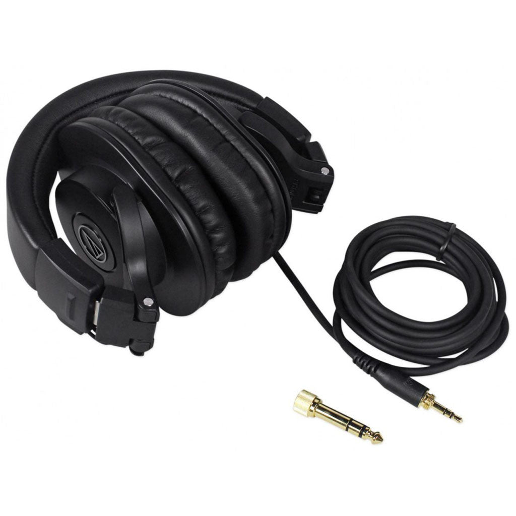 ATH-M30x - Jaben - The Little Headphone Store