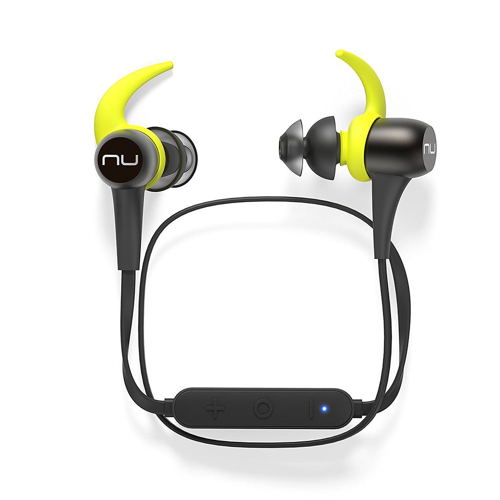 NuForce BE Sport3 Wireless Bluetooth In-ear headphones - Jaben - The Little Headphone Store