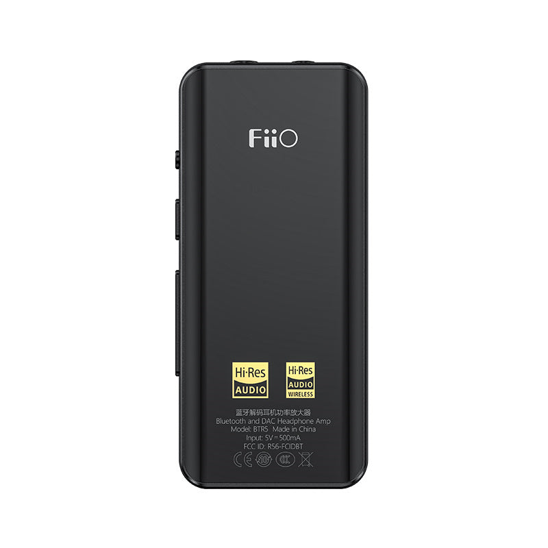 FiiO BTR5 - Jaben - The Little Headphone Store