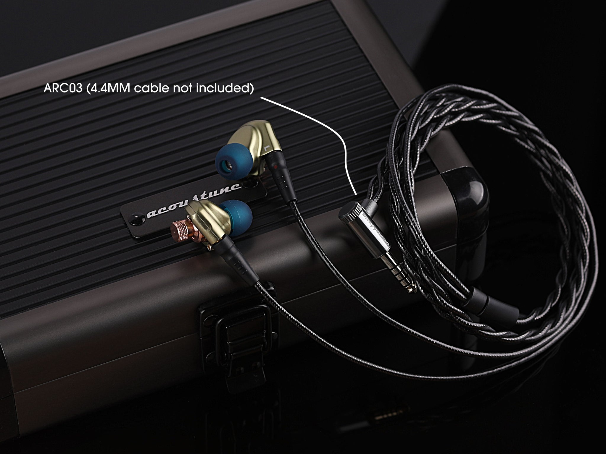 Acoustune HS 1503 AL - Jaben - The Little Headphone Store