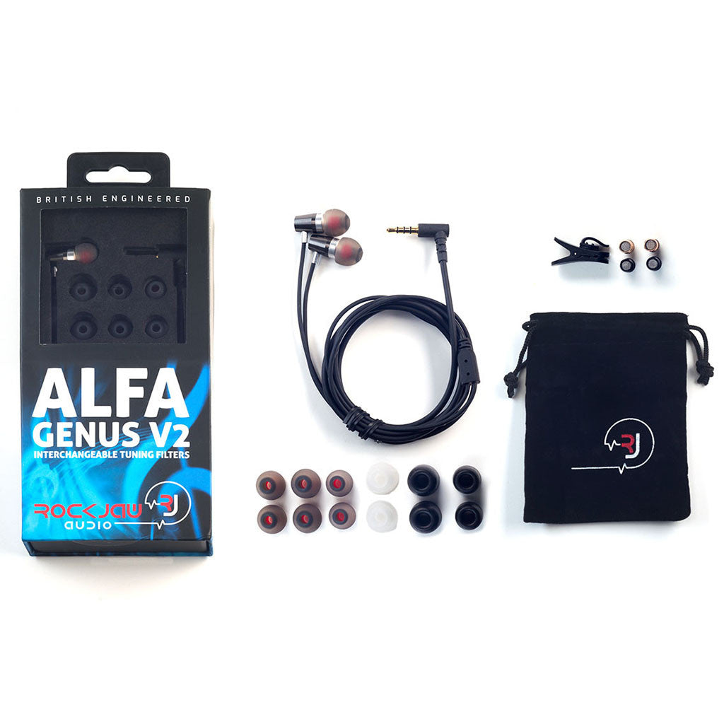 Alfa Genus V2 - Jaben - The Little Headphone Store