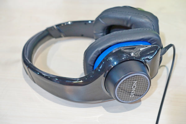 Denon AH-D400 Urban Raver Demo (SS15) - Jaben - The Little Headphone Store