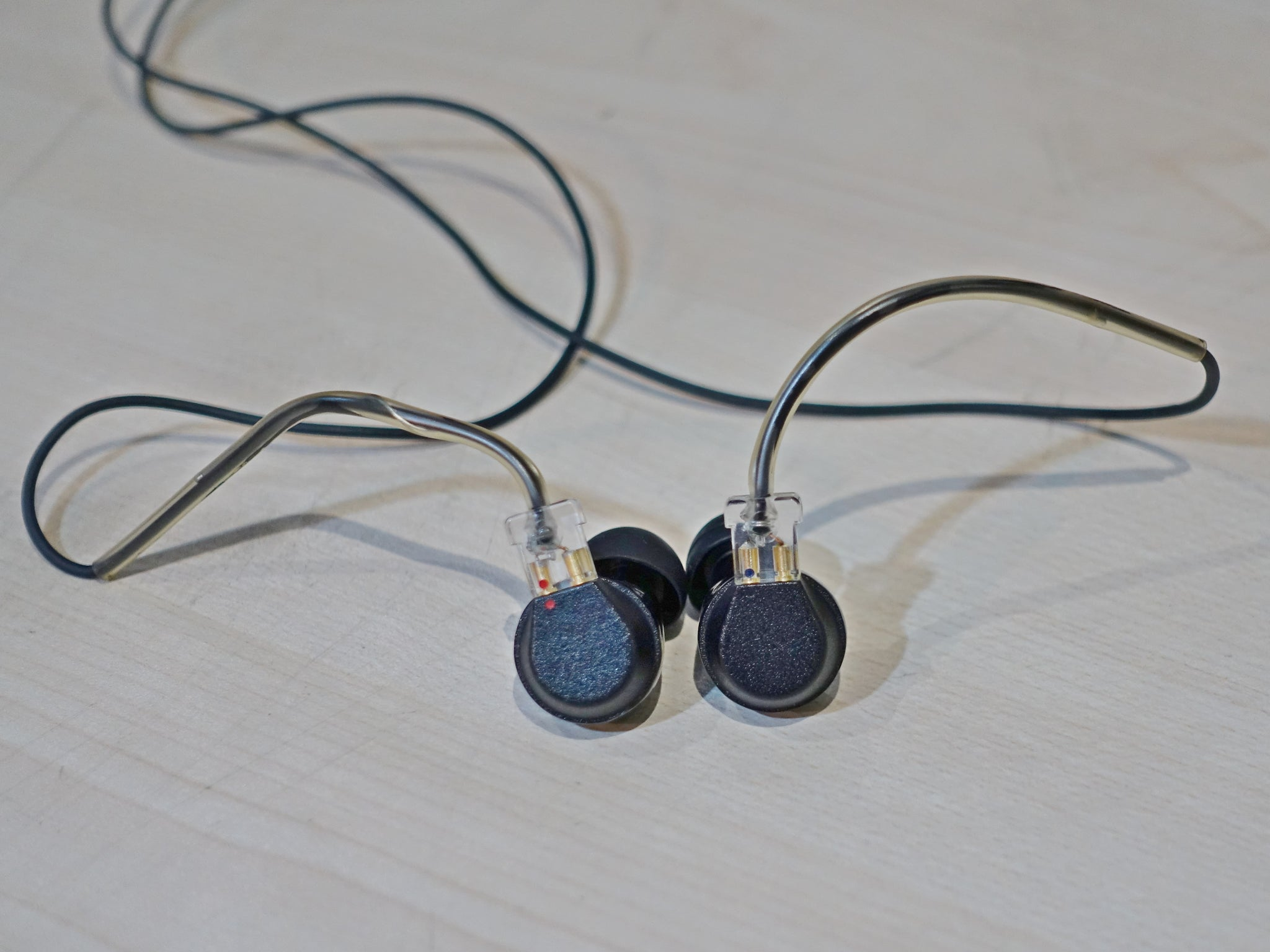 Fitear To-Go 111 Demo (SS15) - Jaben - The Little Headphone Store