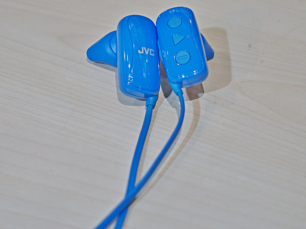JVC HA-F250BT Demo (SS15) - Jaben - The Little Headphone Store