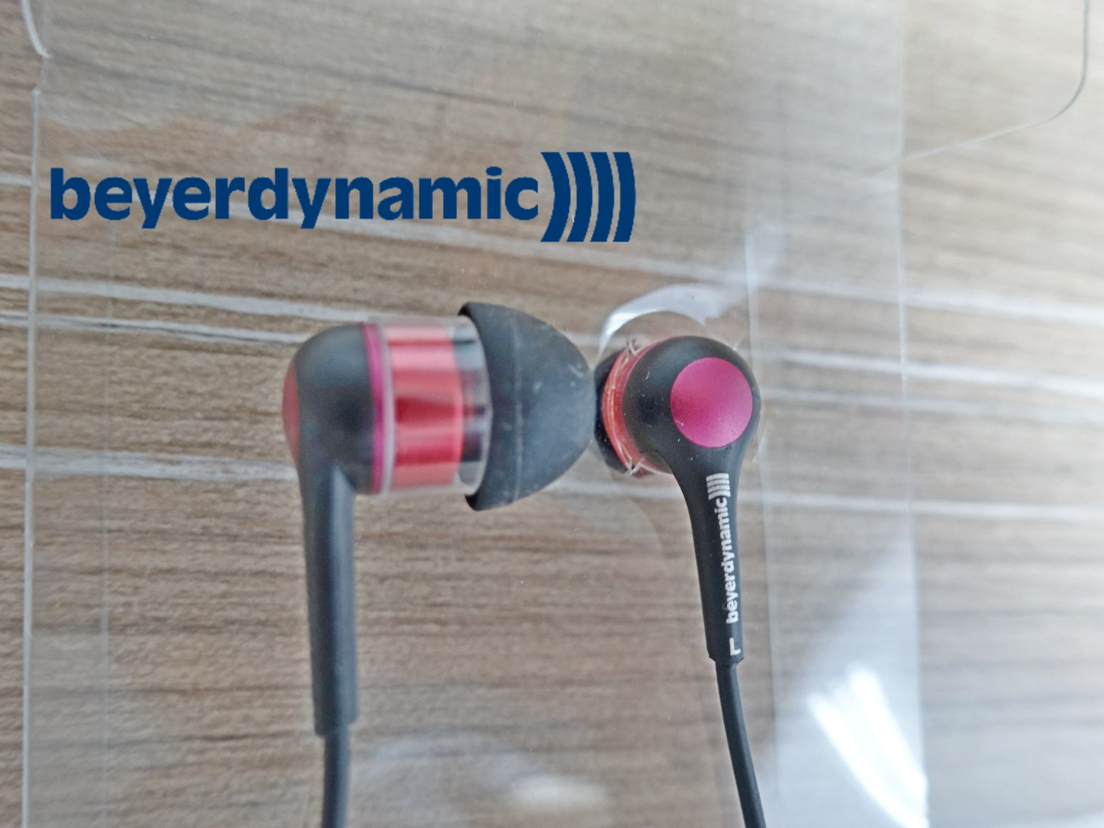 beyerdynamic DTX 71 iE Demo (SS15) - Jaben - The Little Headphone Store