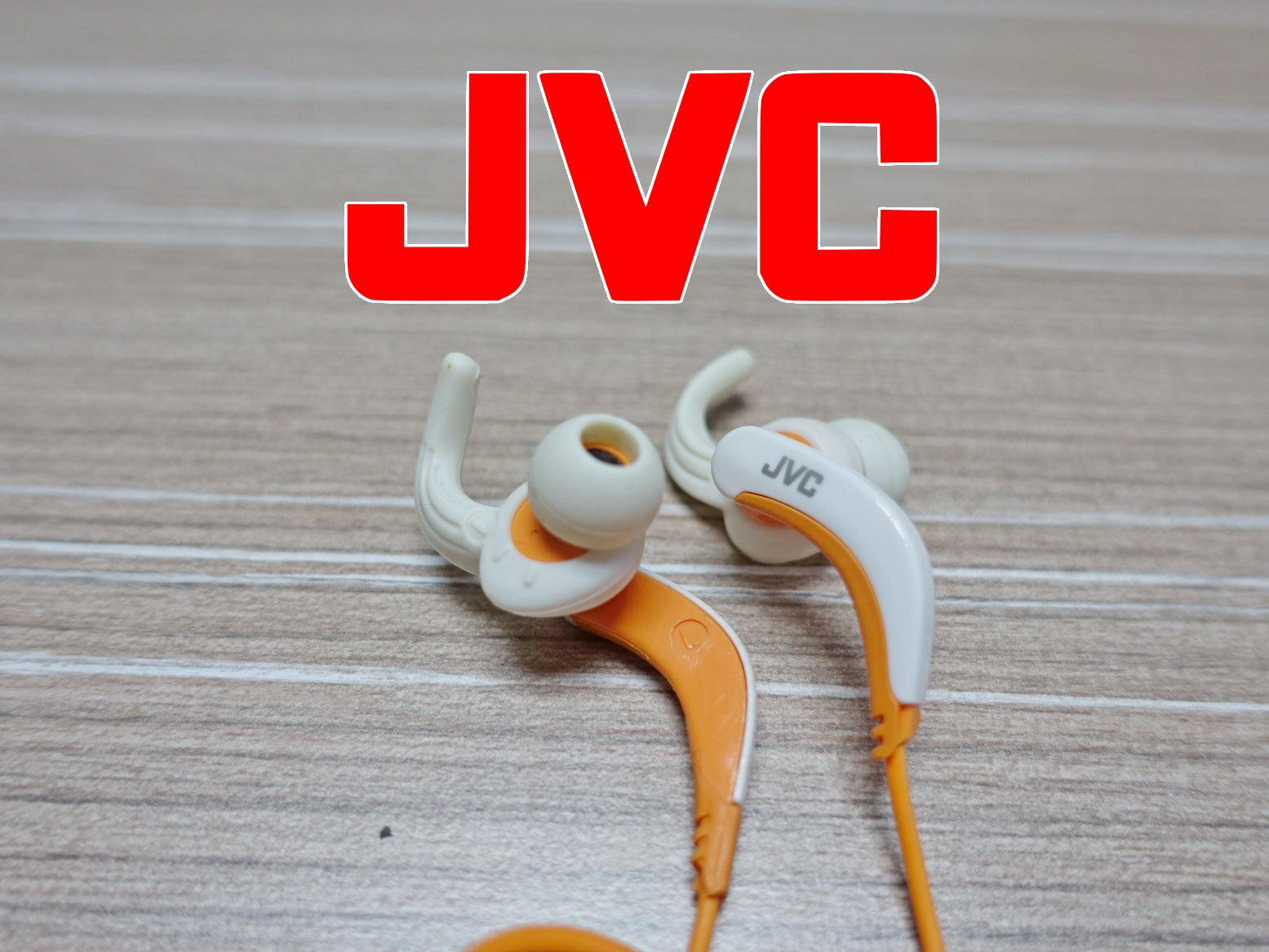 JVC HA-ETX30 Demo (SS15) - B - Jaben - The Little Headphone Store