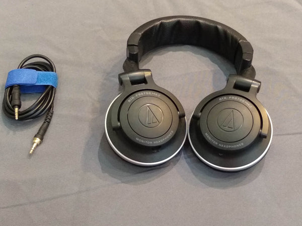 Audio Technica ATH-PRO700MK2 Demo (Kuching) - Jaben - The Little Headphone Store
