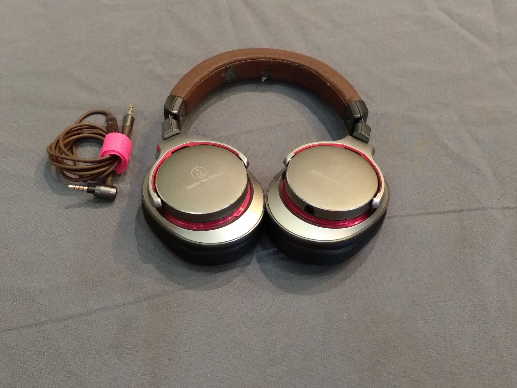 Audio Technica ATH-MSR7 GM Demo (Kuching) - Jaben - The Little Headphone Store