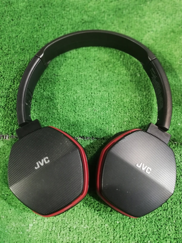 JVC HA-SBT5 Demo (Queensbay) - Jaben - The Little Headphone Store