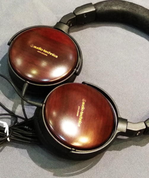 Audio Technica ATH-ESW9A Demo (Kuching) - Jaben - The Little Headphone Store