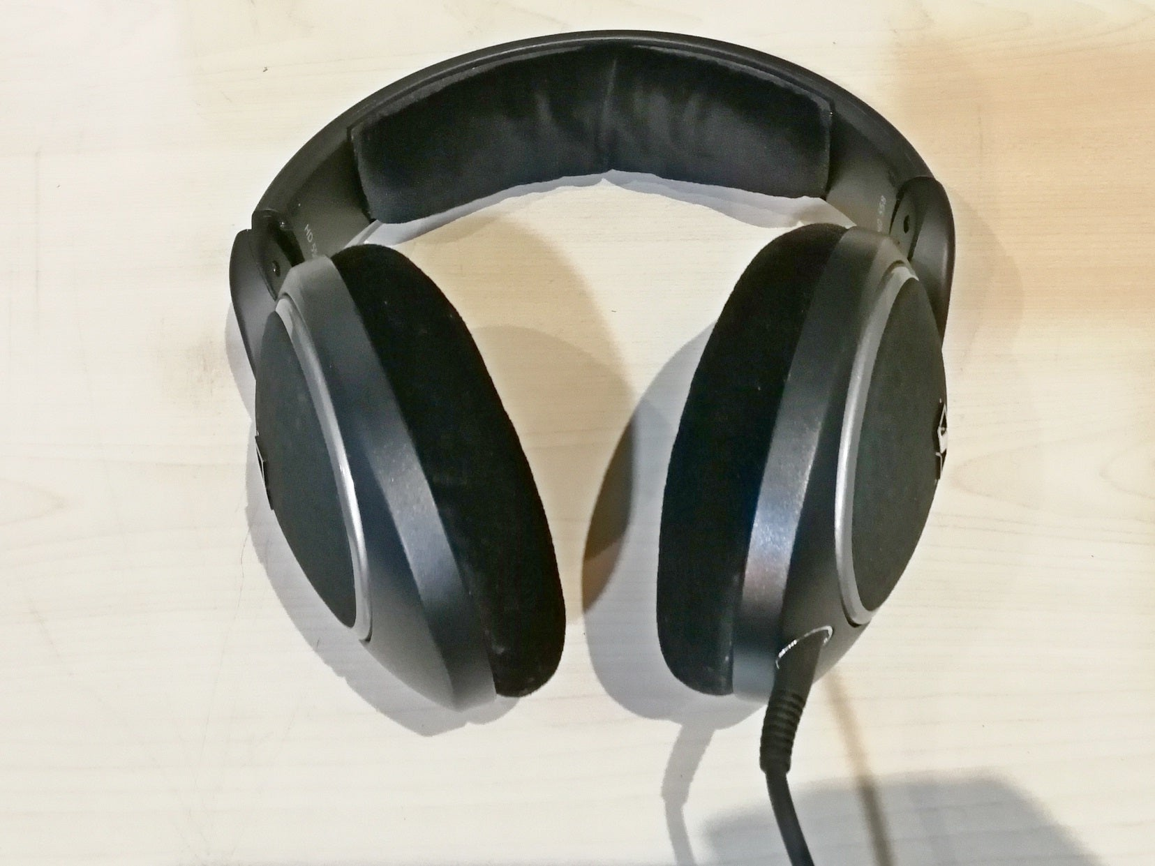 Sennheiser HD 558 Demo (SS15) - B - Jaben - The Little Headphone Store