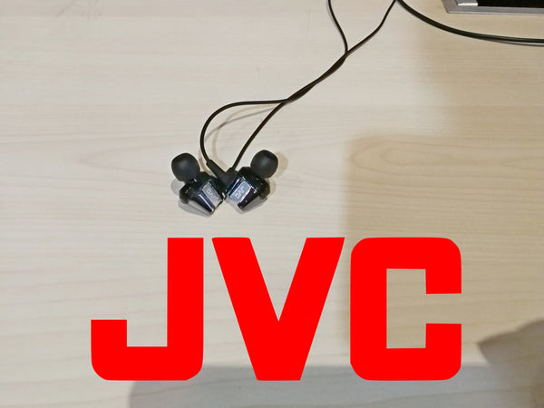 JVC HA-FXT200 Demo (SS15) - Jaben - The Little Headphone Store