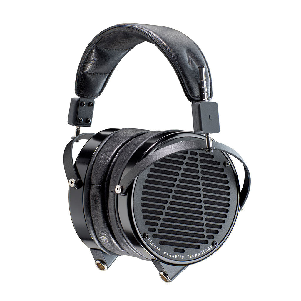 LCD-X With Black Leather - Jaben - The Little Headphone Store