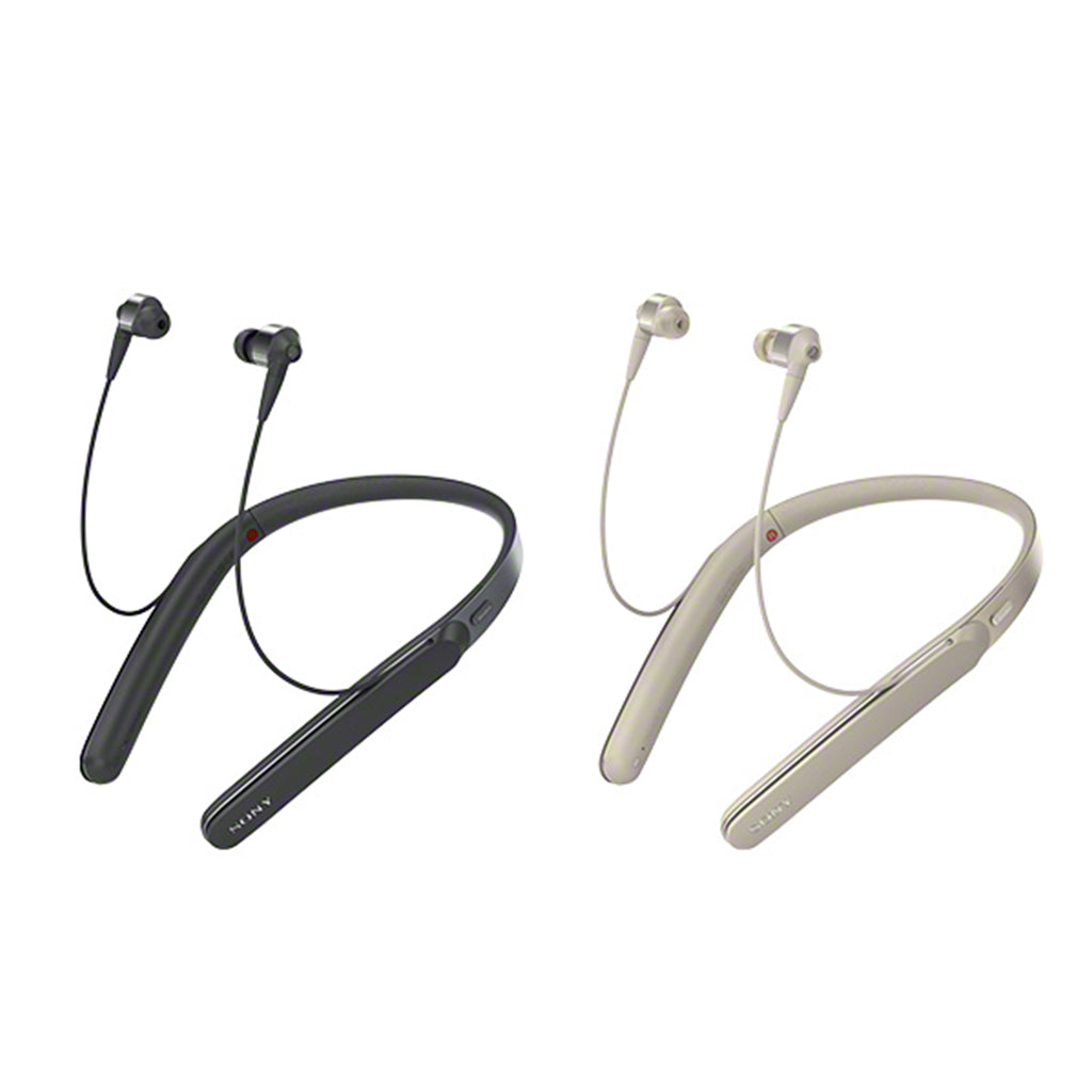 WI-1000X Noise-Canceling Neckband - Jaben - The Little Headphone Store