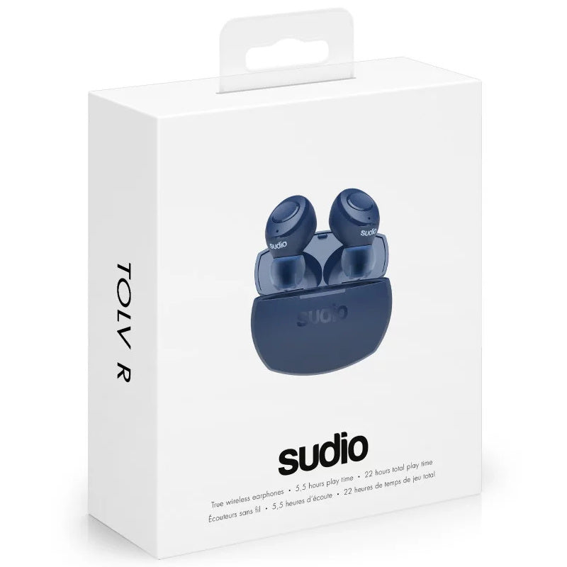 sudio TOLV R - Jaben - The Little Headphone Store